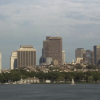 Back Bay, Boston shot from MIT Boardwalk – Timelapse Boston