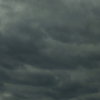 Grey clouds moving overhead – Timelapse Boston