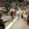 Pedestrian Crossing, Faneuil Hall – Timelapse Boston