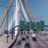 Bunker Hill Bridge – Timelapse Boston